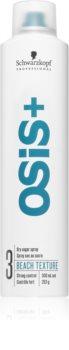Schwarzkopf Professional Osis+ Beach Texture Sokerisuihke Rantavaikutukseksi