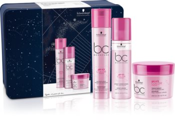 Schwarzkopf Professional BC Bonacure pH 4,5 Color Freeze confezione regalo (per capelli tinti e con mèches) da donna