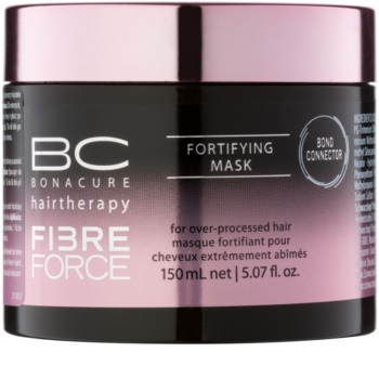 Schwarzkopf Professional BC Bonacure Fibreforce Fortifying Mask For Very Damaged Hair