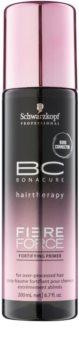 Schwarzkopf Professional BC Bonacure Fibreforce krepilna nega brez spiranja  za poškodovane lase