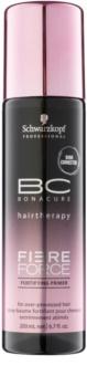 Schwarzkopf Professional BC Bonacure Fibreforce njega bez ispiranja za jačanje za oštećenu kosu