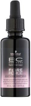 Schwarzkopf Professional BC Bonacure Fibreforce szérum a fejbőr megújításáért és a sérült hajra