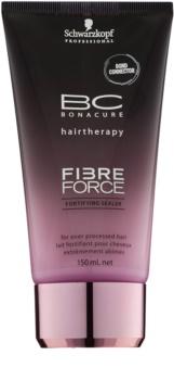 Schwarzkopf Professional BC Bonacure Fibreforce Leave-in Lotion För mycket skadat hår