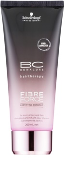 Schwarzkopf Professional BC Bonacure Fibreforce champô reforçador para cabelo danificado