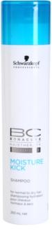 Schwarzkopf Professional BC Bonacure Moisture Kick champú hidratante para cabello normal y seco