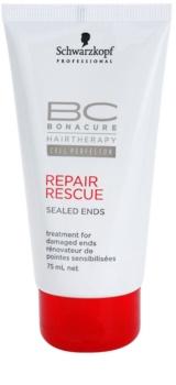 Schwarzkopf Professional BC Bonacure Peptide Repair Rescue intenzivní sérum na roztřepené konečky vlasů