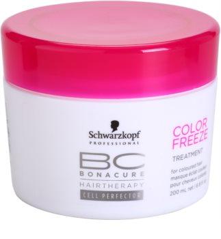 Schwarzkopf Professional pH 4,5 BC Bonacure Color Freeze tratamento capilar para proteção da cor