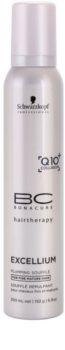 Schwarzkopf Professional BC Bonacure Excellium Plumping soufflé para cabello fino y maduro