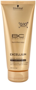 Schwarzkopf Professional BC Bonacure Excellium Taming champú para cabello grueso y maduro