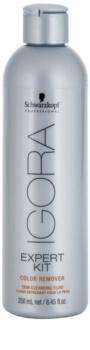 Schwarzkopf Professional IGORA Expert Kit smacchiatore per macchie colorate rimaste dopo la colorazione dei capelli