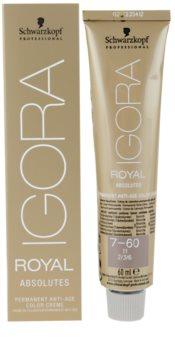 Schwarzkopf Professional IGORA Royal Absolutes боя за коса