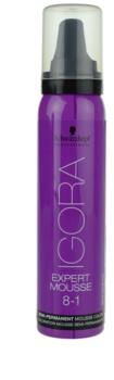 Schwarzkopf Professional IGORA Expert Mousse schiuma colorante per capelli