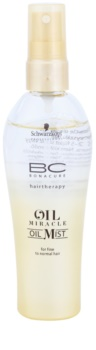 Schwarzkopf Professional BC Bonacure Oil Miracle Marula Oil aceite en spray para cabello fino y normal
