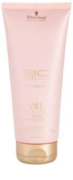 Schwarzkopf Professional BC Bonacure Oil Miracle Rose Oil champú con aceite  para cabello maltratado y cuero cabelludo