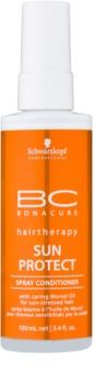 Schwarzkopf Professional BC Bonacure Sun Protect condicionador em spray  para cabelo danificado pelo sol