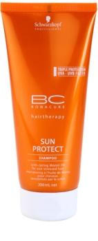 Schwarzkopf Professional BC Bonacure Sun Protect shampoo protettivo per capelli affaticati dal sole