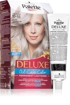 Schwarzkopf Palette Deluxe permanentní barva na vlasy výhodné balení