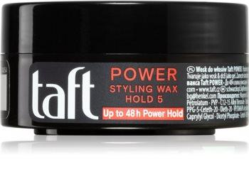 Schwarzkopf Taft Power cire pour cheveux