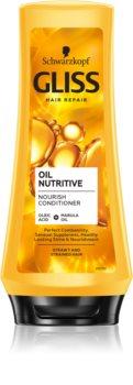 Schwarzkopf Gliss Oil Nutritive подхранващ балсам с олио