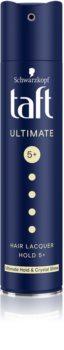 Schwarzkopf Taft Ultimate лак за коса с екстра силна фиксация