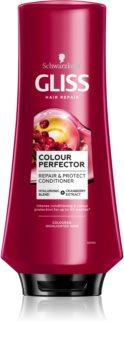 Schwarzkopf Gliss Colour Perfector защитен балсам за боядисана коса