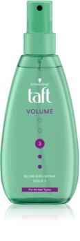 Schwarzkopf Taft Volume спрей за коса със средна фикасация