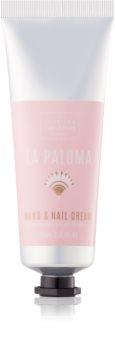 Scottish Fine Soaps La Paloma crème mains et ongles
