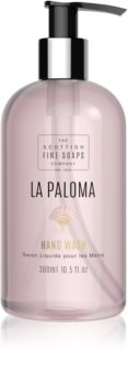 Scottish Fine Soaps La Paloma Hand Soap