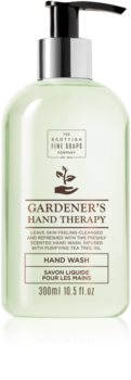 Scottish Fine Soaps Gardener's Hand Therapy sapone liquido per le mani