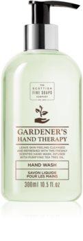 Scottish Fine Soaps Gardener's Hand Therapy savon liquide mains