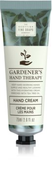 Scottish Fine Soaps Gardener's Hand Therapy crème nourrissante mains et ongles