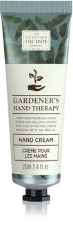 Scottish Fine Soaps Gardener's Hand Therapy nährende Creme für Hände und Fingernägel