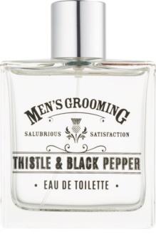 Scottish Fine Soaps Men's Grooming Thistle & Black Pepper тоалетна вода за мъже