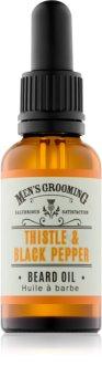 Scottish Fine Soaps Men's Grooming Thistle & Black Pepper Beard Oil