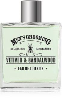 Scottish Fine Soaps Men's Grooming Vetiver & Sandalwood Eau de Toilette pour homme