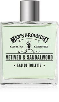 Scottish Fine Soaps Men's Grooming Vetiver & Sandalwood Eau de Toilette voor Mannen