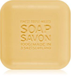 Scottish Fine Soaps Men's Grooming Vetiver & Sandalwood festes