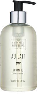 Scottish Fine Soaps Au Lait Hair Shampoo