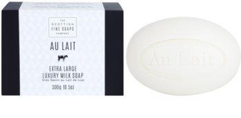 Scottish Fine Soaps Au Lait sapone idratante con latte