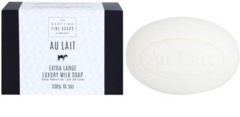 Scottish Fine Soaps Au Lait savon hydratant au lait