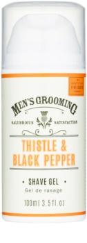Scottish Fine Soaps Men's Grooming Thistle & Black Pepper Parranajogeeli