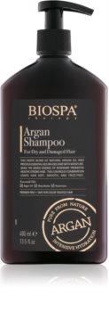 Sea of Spa Bio Spa Argan Hiustenpesuaine Kuiville Ja Vaurioituneille Hiuksille