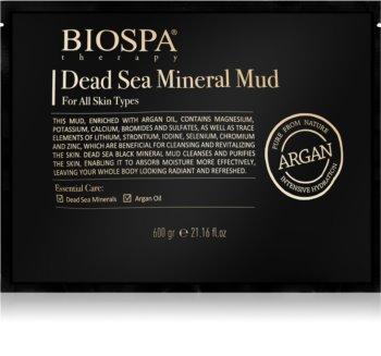 Sea of Spa Bio Spa boue avec minéraux de la mer Morte et huile d'argan