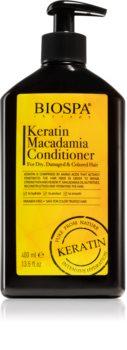 Sea of Spa Bio Spa Keratin Macadamia Conditioner für das Haar