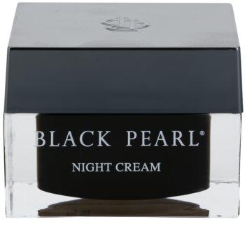 Sea of Spa Black Pearl crema notte antirughe per tutti i tipi di pelle