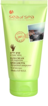 Sea of Spa Essential Dead Sea Treatment crema protettiva mani con minerali del Mar Morto