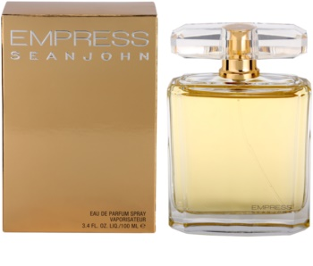 Sean John Empress eau de parfum para mulheres 100 ml