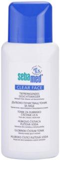Sebamed Clear Face loción facial de limpieza profunda