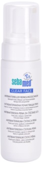 Sebamed Clear Face mousse detergente