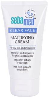 Sebamed Clear Face матов крем
